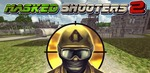 [PC] Free Steam Key: Masked Shooters 2 @ Facebook/Gleam.io (Trading Cards)