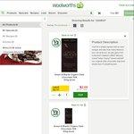 Green & Blacks Organic Dark Chocolate 70% 100g $2.00 @ Woolworths
