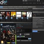 US$35.99 Warhammer 40000: Dawn of War III Steam/US$33.99 PREY+ Cosmo Pack Steam @ gamedealing