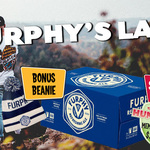 Furphy Refreshing Ale Slab $39.98 + Bonus Beenie @ Thirsty Camel (Hump Club Members)