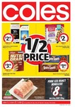 Coles 19/7 Half Price on: Oreo Thins $1, HK Dim Sim Kitchen Dumplings $2.50, Kettle Chips $2.20 and More