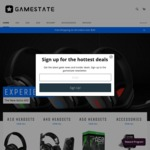 10% off All Orders + Free Shipping Storewide + Free Headset Case for A40 ($405) and A50 Headset Purchase @ GameState