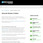 Minecraft Windows 10 Edition Free to Old Java Version Purchasers (Save $26.99)
