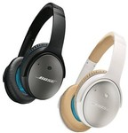 Bose Quiet Comfort 25 (White) $229 Free Delivery (SG) @ Shopmonk
