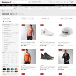 Reebok Outlet Sale up to 50% off, Crossfit Nano 7.0 $95, Crossfit Speed TR $80