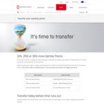Qantas Frequent Flyer - 15%, 25% or 35% Bonus Qantas Points