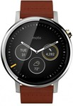 Moto 360 Gen 2 46mm Mens Smart Watch - Silver Cognac (Clearance) - Harvey Norman Online $297.00 Plus Postage @ Harvey Norman