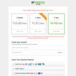 IPVanish 2 Year VPN US $69 (~ AU $90) - US $2.87/Month (~ AU $3.76/Month) - Black Friday Sale
