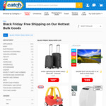 Free Shipping on Select Bulk Goods @ Catch