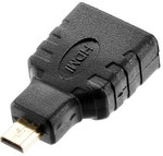 Micro HDMI to HDMI Adapter US $0.20 (AU $0.27) Delivered @ LightInTheBox