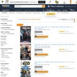 Select Star Wars Graphic Novels $0.99US/~$1.29AU incl Darth Vader Vol.1, The Crimson Empire Saga @ Amazon