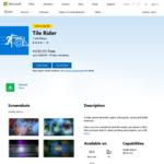 [XB1 | PC] Free: Tile Rider (Was AU $2.95) @ Microsoft