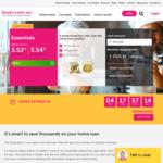 Loans.com.au Essentials Limited Offer 3.52% (3.54% Comparison Rate)