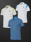 Lacoste Mens Polo Shirts - $29.99 + $5.99 P&H (RRP $64.95) Each @ 1-Day.com.au