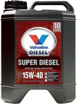 Valvoline Super Diesel Engine Oil 15W-40, 10litre $36.99 @ Supercheap Auto