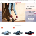 45% off All Women + Kids Sandals @ Atlantis Shoes