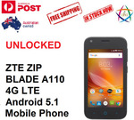 ZTE ZIP Blade A110 4G LTE Quad Core 1GHz Android 5.1 (Unlocked) $42.65 Free Shipping @ AHZ Technology eBay