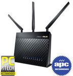 Asus RT-AC68U Router $156.75 Delivered (with eBay Plus) @ Futu/SydneyTec/Shopping Express eBay