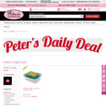 Delsey Maloti Expandable Spinner Cases from $79 @ Peter's of Kensington
