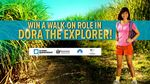 Win a Walk-on Role in The Dora The Explorer Movie for 2 from Nine Network