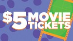[ACT, NSW, QLD] $5 Movie Tickets - One Day Only 1st October @ DENDY