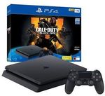 Sony PlayStation 4 Slim 1TB with Call of Duty: Black Ops 4 (Box Damaged) $375.20 @ Sony eBay