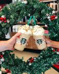50% off Frappuccinos at Starbucks from 4-5pm (3-5pm for Starbucks Rewards Members)