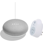 Google Home Mini + TP-Link HS100 Smart Power Socket Bundle $64 @ BIG W