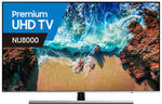 "Samsung - UA65NU8000WXXY - 65"" Premium 4K UHD Smart LED TV $1838.40 C&C or + Delivery @ Bing Lee eBay"