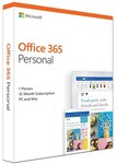 Office 365 Personal (Digital Only) - $79 (RRP $99) @ JorgensenIT