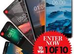 Win 1 of 10 Nokia Phones from Bauer Media