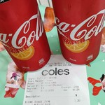 [WA] 2x 250ml Coke Orange $1 @ Coles (Carousel)