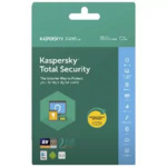 Kaspersky Total Security $18 - 1 PC, Yearly Licence @ Officeworks