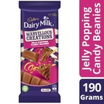 ½ Price Cadbury Chocolate Blocks $2.40 (Marvellous Creations, Freddo Frog, Boost, Picnic etc) @ Coles