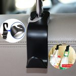 Car Seat Back Hook Organizer Bag Holder US $0.83 ~ (AU $1.33) Inc GST Delivered @ CNIKESIN Store via AliExpress