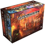Gloomhaven Board Game $164.99 + $10 Delivery with Code @ The Board Geek Store