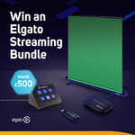 Win an Elgato Streaming Bundle Worth Over $930 from Scan
