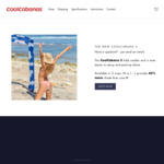 30% off All Products @ CoolCabanas Australia