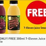 Free 300ml Juice Smoothie via Fuel App @ 7-Eleven