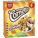 Golden Gaytime Cornetto $3.50 (Was $7) @ Woolworths