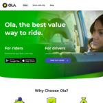 [NSW] 30% off Ola Rides (Sydney)