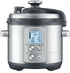 Breville Fast Slow Pro Multicooker BPR700BSS $199.20 Delivered @ Myer eBay Store