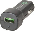 [SA/QLD/VIC/NSW] 2.4a Quick Charge 2.0 USB Car Cigarette Lighter Adaptor $3.60 (Was $14.95) @ Jaycar