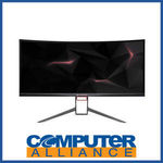 "[eBay Plus] Acer X34P 34"" UWQHD G-Sync Curved IPS Monitor $917.15 Delivered @ Computer Alliance eBay"