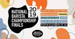 [NSW] Free Samples, Games and Giveaways etc @ Soul Origin National Barista Championship Finals 2019, 7am-2pm 26/7 (Martin Place)