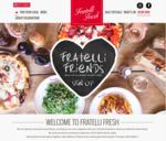 [NSW] $10 Lasagne on Monday 29th July @ Fratelli Fresh (All Sydney Locations)