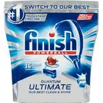 Finish Powerball Quantum Ultimate Pk 36 or Finish 0% Pk 42 $15 Each, Mr Chen's Yum Cha 200-300g $3.75 @ Woolworths