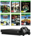 Xbox One X 1TB Console + 6 Game Tokens $619 Delivered* (No C&C) @ BIG W (Online Only)