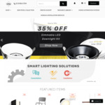 10% off Selected Items - Smart LED Lighting, Philips Hue LED, Barstools @ Lectory.com.au