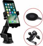 TERSELY Universal Mobile Phone Car Holder Mount $11.99 + Delivery ($0 with Prime/ $39 Spend) @ Statco via Amazon AU